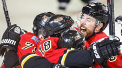 5 Reasons The Flames Advanced To Round