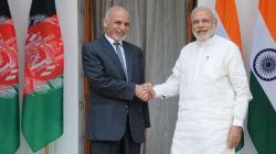 Modi, Afghan President Ashraf Ghani Speak Out Against