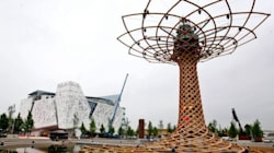 Voici les pavillons de l'exposition universelle