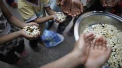 À Katmandou et aux alentours, un million d'enfants ont besoin