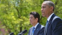 TPP妥結へ連携、日米首脳会談 オバマ大統領「中国への懸念共有」