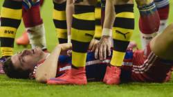Robert Lewandowski hospitalisé pour une commotion