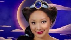 Cette femme s'est transformée en 7 princesses