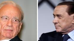 Incontro Berlusconi-Murdoch ad