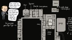 Mathieu Sapin nous fait découvrir ce que renferment les sous-sols de
