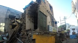 Here's What Kathmandu Looks Like After The Devastating M7.8