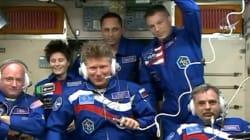 L'équipage de la Station spatiale internationale risque-t-il d'être à court de