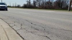 Ontario: des routes qui craquent après quelques