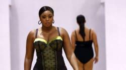 Meet The 'Plus-Size Naomi