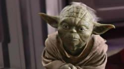 La voix française de Yoda est