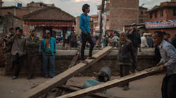 Angry Nepali Locals Block Roads To Protest Against Inadequate Govt