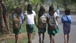 13-Year-Old Girl Jumps Off A Moving Bus To Escape Molestation,
