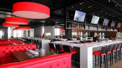 Impressionnant, le nouveau restaurant Houston à