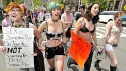 Toronto's SlutWalk Hits The