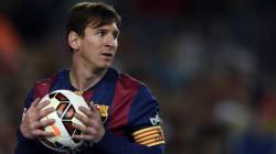 Lionel Messi attend un heureux