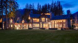La maison la plus chère de Whistler est en vente pour 22 millions $
