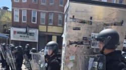 ボルティモア暴動で撮影された1枚の写真が語る、メディアが伝えないこと
