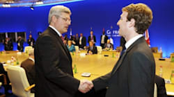 Facebook Numbers In Canada Are