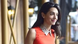 You'll Never Guess Who Amal's Stylist