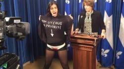 Femen à l'Assemblée nationale: la sécurité sera