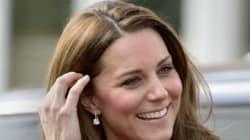 Kate Middleton ne ressemble plus à ça