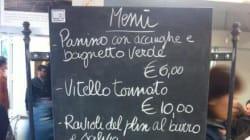 Expo come Via Montepoleone. Prezzi stellari per mangiare tra i