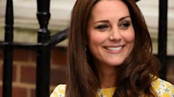 Kate Middleton Is Radiant As Ever After Birth Of Second Royal