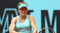 Eugenie Bouchard s'incline contre Barbora Strykova