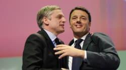 Renzi riparla con la sinistra attraverso