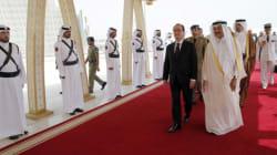 François Hollande au Qatar pour la signature du contrat