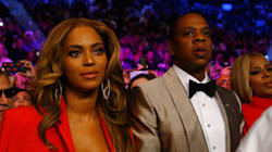 This Is What Beyonce Wore To The 'Fight Of The