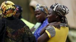 Más de 200 niñas nigerianas liberadas de Boko Haram están