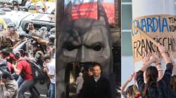 ASSISTA: 'Batman do Paraná' lamenta violência policial e volta a culpar 'black