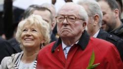 France: Jean-Marie Le Pen suspendu du parti dirigé par sa