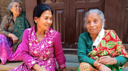 Ela sobreviveu a dois terremotos e a uma vida inteira de discriminação de