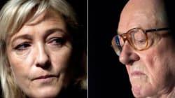 La justice se penche sur la suspension de Jean-Marie Le Pen du