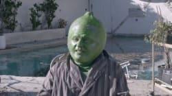 Cette star espère vendre sa tequila déguisée en citron