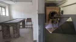 Así eran los hornos, celdas y cámaras de gas de Mauthausen