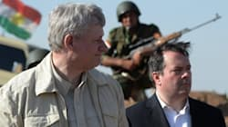 Harper Ignoring Key Concerns In War On ISIL: