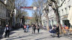 Balade dans les ruelles historiques de Weimar et