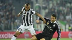 Regardez les buts de Juventus Turin-Real