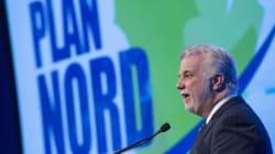 Annonce du Plan Nord: un «show» à 100