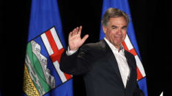 Prentice Resigns As Leader And