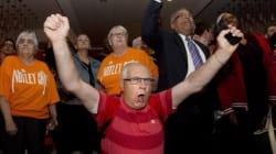 Le Québec, nouveau champion de la droite