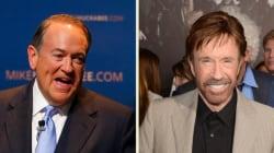 Le prochain président des USA a été désigné par Chuck