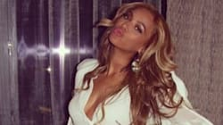 LOOK: Beyonce's Cheeky