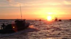 La pêche au homard du printemps commence dans les Maritimes