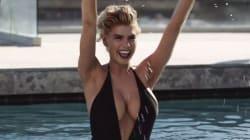 WATCH: Charlotte McKinney's Glamorous Poolside