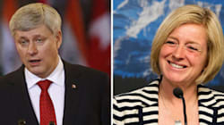 Harper Says Alberta Government Made Province's Recession