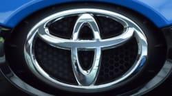 Coussins gonflables: Toyota rappelle 2,9 millions de véhicules de